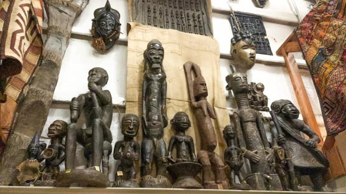 木彫りシリーズ