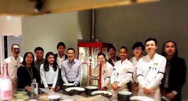 Hong Kong Tennis & Golf Academyにて